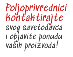 Kontaktirate savetodavca